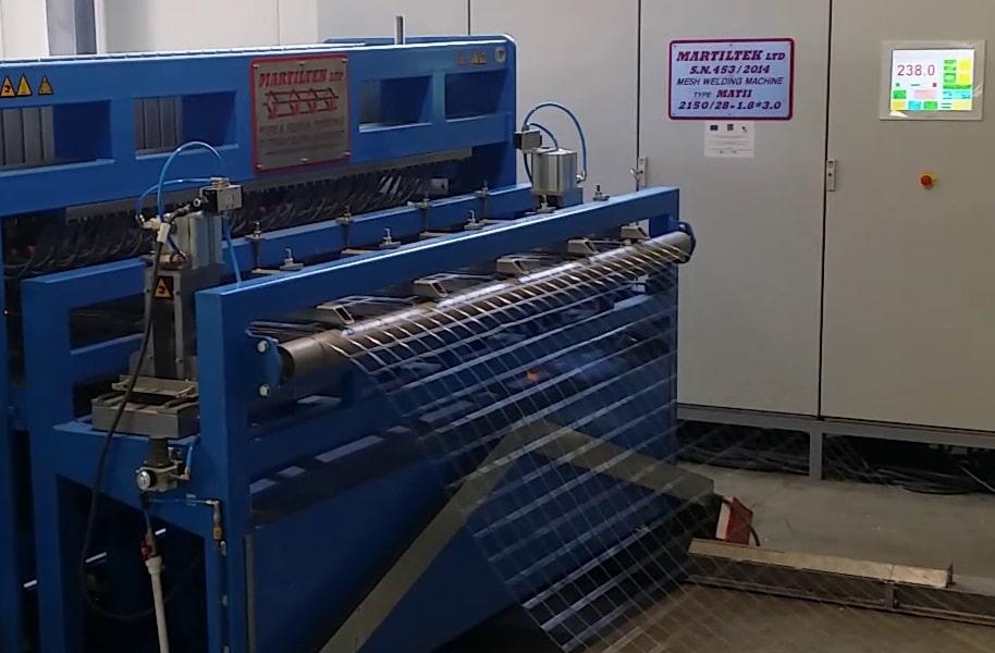 Mesh Welding Machinery